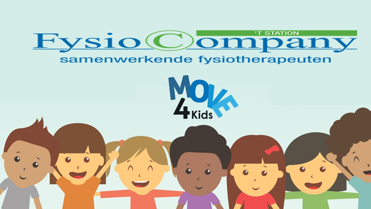 Fysiocompany Move 4 kids