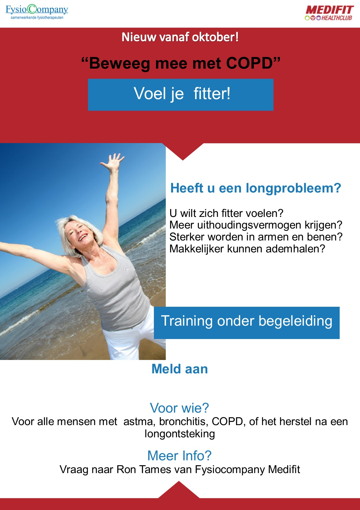 Copdgroep Medifit