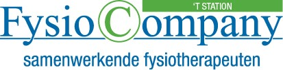Fysiocompany 't station logo